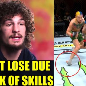 Sean O'Malley explains why he still considers himself an undefeated MMA Fighter,Ngannou on Miocic