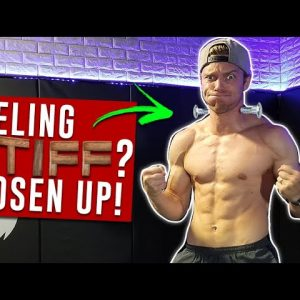 10 Ways to Loosen Up & Relieve Stiffness