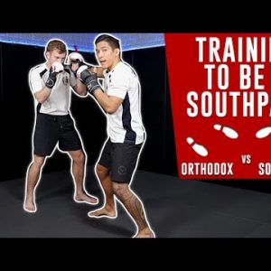 3 MMA Drills to Get Proficient in Southpaw