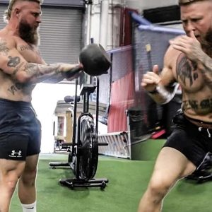 30 Minute MMA Workout for Power Endurance | Phil Daru