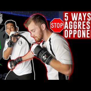 5 Ways to Stop Aggressive Opponents in MMA