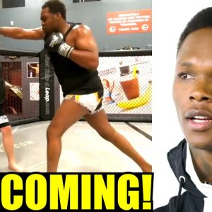 Israel Adesanya sends out a warning to Jon Jones says SUPER FIGHT still not DEAD,Makhachev wants RDA
