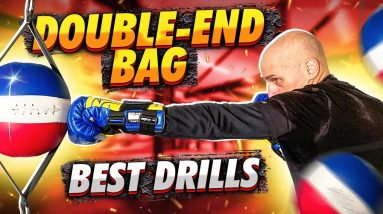 Best Boxing Drills for Double-end Bag