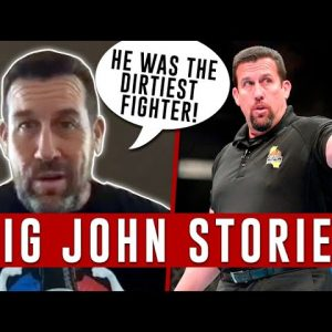 Big John McCarthy: 25+ Years of MMA Ref Stories
