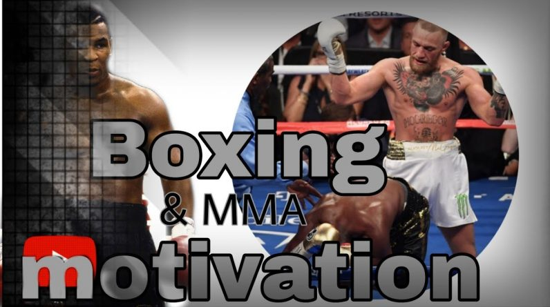BOXING & MMA motivational video. training video.