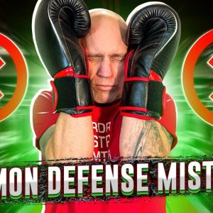 Common Boxing Defense Mistakes