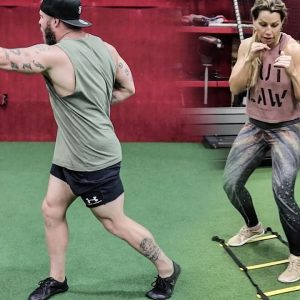 Footwork Drills & Exercises for MMA & Boxing Performance | Phil Daru