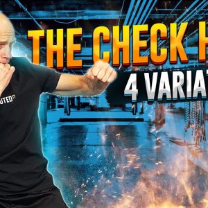 How to Throw the Check Hook in Boxing, and 4 Useful Variations