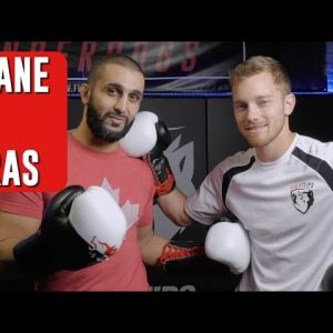 I Learned TONS Sparring Firas Zahabi