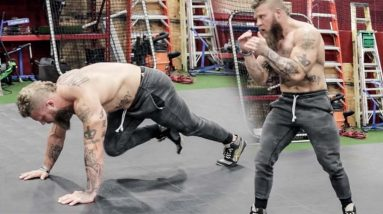 Try Dustin Poirier's Home Bodyweight Workout for UFC 257 (Conor Mcgregor vs Poirier 2)