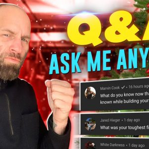 Boxing Q&A | Have I ever been KO'd? What was your toughest fight?  Can boxing help with addiction?