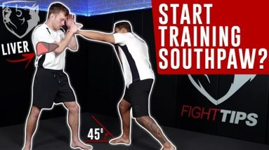 Should You Start Training Southpaw (if Right-Handed)?