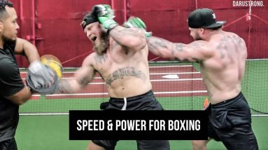 Speed & Power Drills for Boxing & MMA | Phil Daru