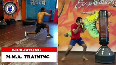 FITNESS & M.M.A. TRAINING | FIT AND FIGHT STATION | BE FIT | BE HEALTHY | BE STRONG