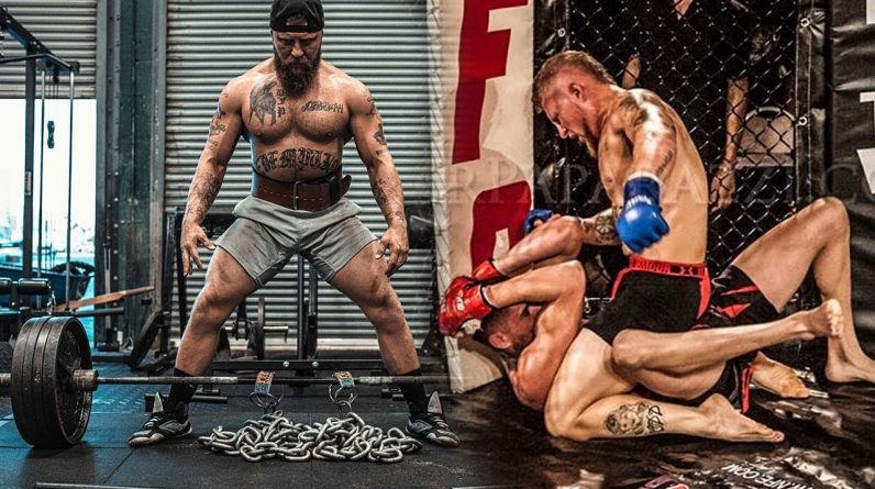 Top MMA Strength Exercises You Should Be Doing | Phil Daru