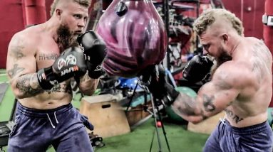 Try This Boxing Conditioning Workout for Speed Endurance  | Phil Daru