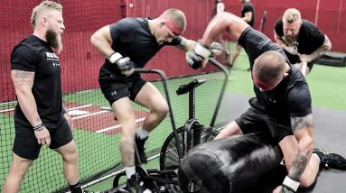 Use This MMA Circuit to Increase Fight Endurance | Phil Daru
