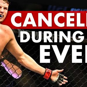 10 Fights That Actually Got Cancelled Mid-Event