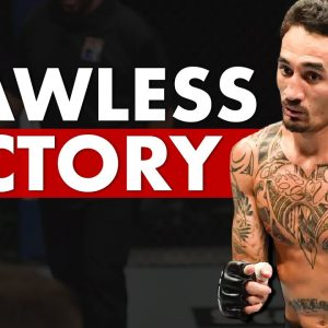 10 Flawless Performances in UFC History