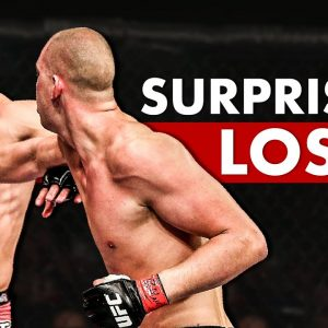 10 Most Baffling Losses on Legendary Fighter's Careers