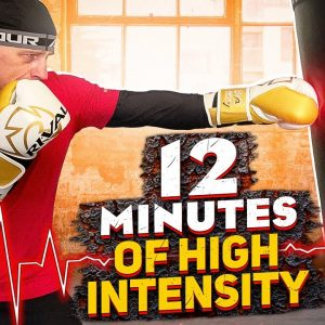 12 Minute High Intensity Boxing Heavy Set