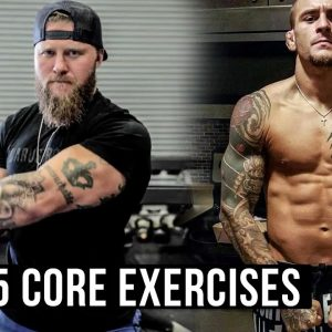 5 Core Exercises You Must Try for MMA | Phil Daru