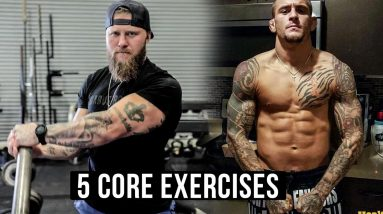 5 Core Exercises You Must Try for MMA   Phil Daru