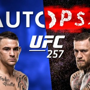 The Autopsy Live: UFC 257 - Dustin Poirier KO's McGregor For The First Time & Chandler TKO's Hooker