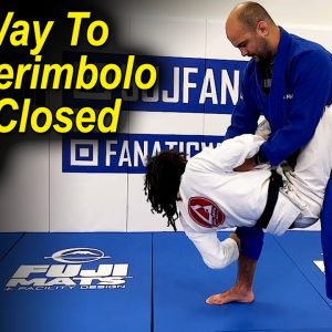 A New Way To Use The Berimbolo From The Closed Guard by Samuel Braga