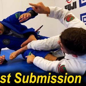 How Mikey Musumeci Got The Fastest Submission In The History Of The IBJJF World's Black Belt Finals