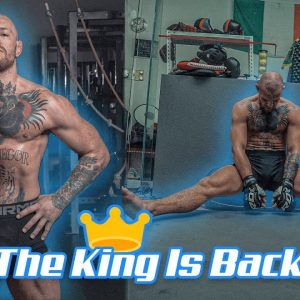 Conor Mcgregor Training For UFC 257