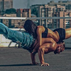 COUPLE GOALS - CALISTHENICS STYLE ❤️