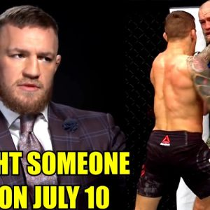Conor McGregor rips BRAIN-DEAD HILLBILLY Dustin Poirier and calls off their UFC 264 Rematch,Sterling
