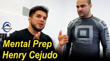 Preparing Your Mind For The Fight by 2x UFC Champion And Olympic Wrestling Champion - Henry Cejudo