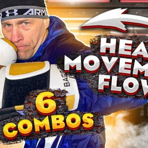 Fast Head Movement in Boxing with These 6 Flow Combos