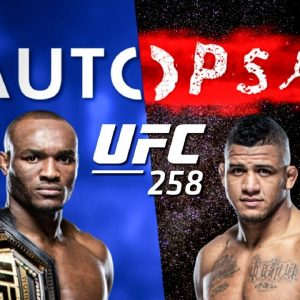 The Autopsy Live: UFC 258 - Kamaru Usman vs Gilbert Burns and Barber vs Grasso Event Review
