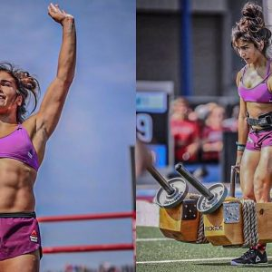 FEMALE CROSSFIT WARRIOR💪 - Lauren Fisher