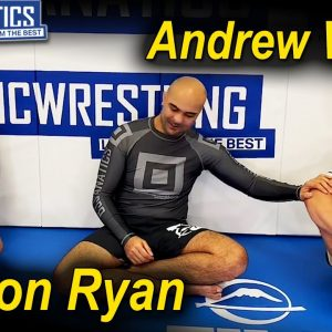 The Mental Preparation For Jiu Jitsu Matches And Tournaments Of Gordon Ryan and Andrew Wiltse
