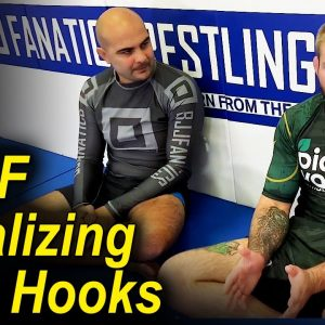 Gordon Ryan's Thoughts On IBJJF Legalizing Heel Hooks