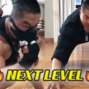 Hardest Chinese Workout 😱 - Han Laoshi