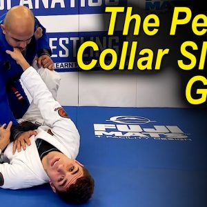 How To Do The Perfect Collar Sleeve Guard by Mikey Musumeci