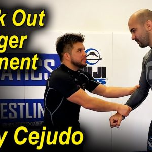 How To Knockout A Bigger And Stronger Opponent by Henry Cejudo