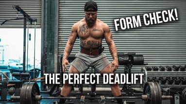 How to Perform the Perfect Deadlift   Phil Daru