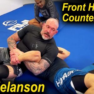 An Amazing Submission Counter Attack For The Front Head Lock by Neil Melanson