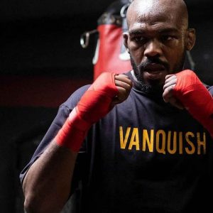 "Jon Jones ""The Lion"" Strength Training Workouts"