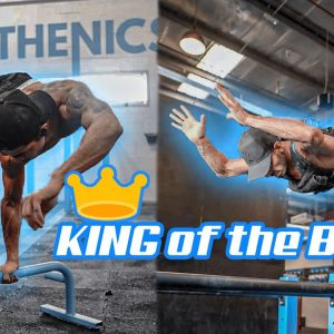 Legend Of Street Workout and Calisthenics - Best Of Eryc Ortiz