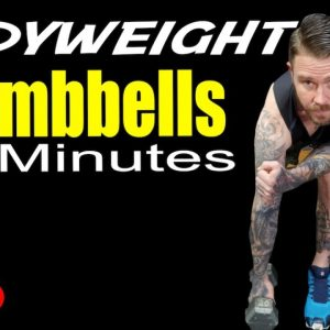 Live Workout-Triceps, 20 minute Tempo Training