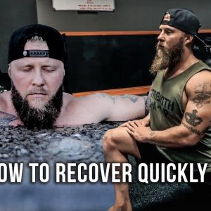 My Recovery Methods for Combat Sports: How to Recover Quick | Phil Daru