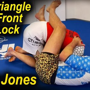 The Secret Weapon Craig Jones Uses Against Wrestlers - Jiu Jitsu Arm Triangle From Front Head Lock