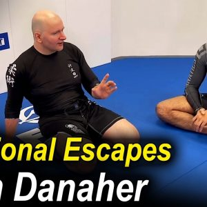 The New Philosophy Of Jiu Jitsu Positional Escapes (The New Wave Jiu Jitsu) by John Danaher